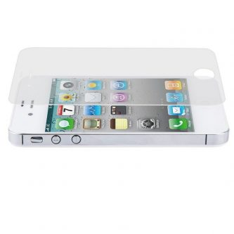 Pellicola Rigida Temperato  per iPhone 4 e 4s