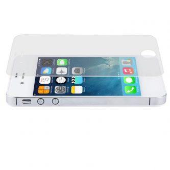 Pellicola Rigida Temperata per iPhone 5 e 5s