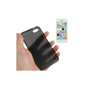 Cover Ultra Slim Nera per iPhone 5C