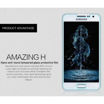Pellicola protettiva Temperata NILLKIN per Samsung A3