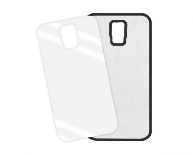 Cover UltraGlossy per Galaxy Note 4 adatta a stampa sublimatica