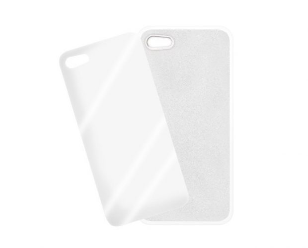 Cover UltraGlossy per iPhone 5/5s adatta a stampa sublimatica