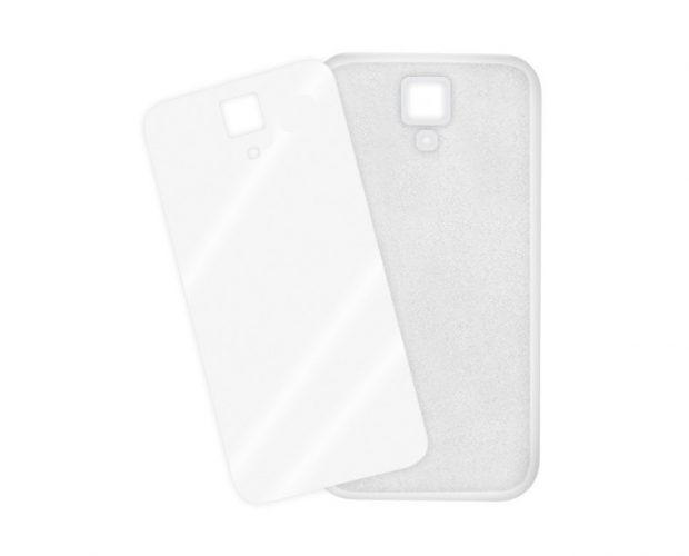Cover UltraGlossy per Samsung Galaxy S4 adatta a stampa sublimatica