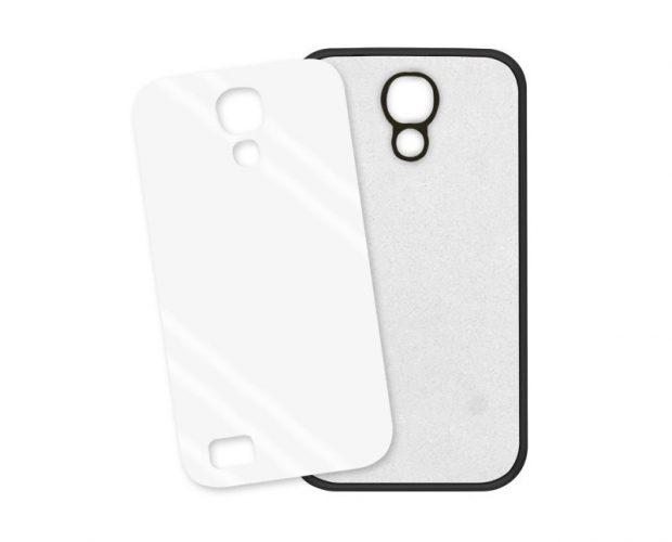 Cover UltraGlossy per Samsung Galaxy S4 mini adatta a stampa sublimatica