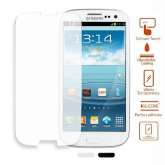 Pellicola Temperata per Samsung Galaxy S3 I9300