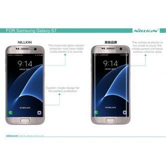 Pellicola Temperata NILLKIN per  Samsung S7 G930