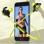USAMS Auricolare e Cuffia Bluetooth Sports