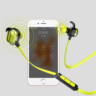 USAMS Auricolare e Cuffia Bluetooth Sports