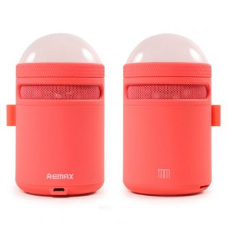 REMAX Speaker Bluetooth con Lampada Led Colorata