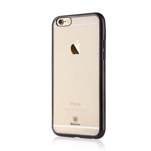 BASEUS Cover TPU con Bordo Colorato per iPhone 6S / 6 da 4.7