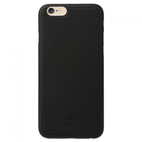 BASEUS Cover TPU con Bordo Colorato per iPhone 6S e 6 da 4.7