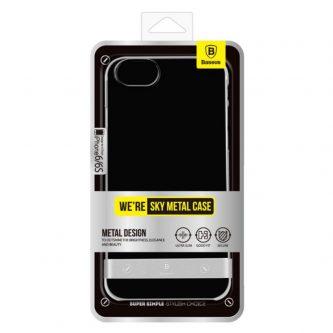 BASEUS Cover Sky Rigida e Trasparente per iPhone 6S e 6