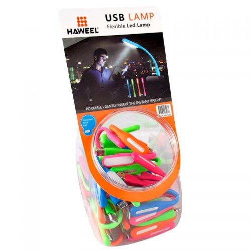 Box Espositore da 40 Lampade Led Usb