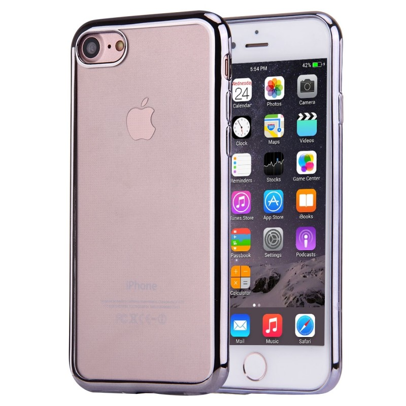 custodia iphone 7 trasparente