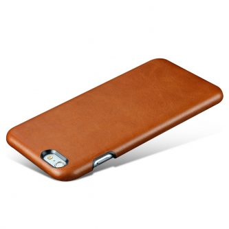 Cover iPhone 6 6s realizzata in pelle pregiata di vitello